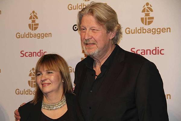 影帝洛夫拉斯卡(Rolf Lassgard)為演《明天別再來敲門》與妻分居半年