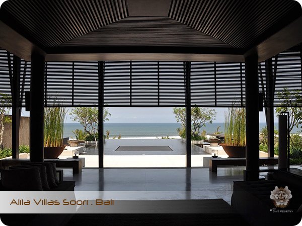 ALILA VILLAS SOORI Reception Pavilion