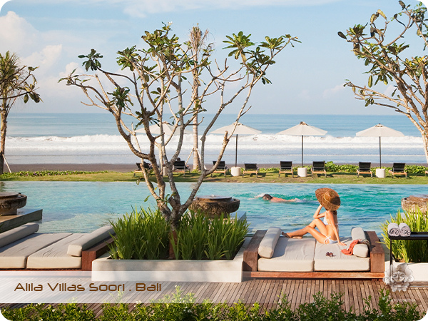 ALILA VILLAS SOORI Pool2