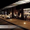 Alila Villas Soori . Bali Cotta Restaurant