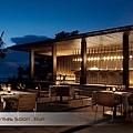 Alila Villas Soori . Bali Ombak Restaurant