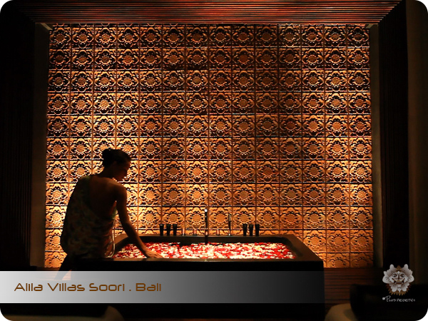 ALILA VILLAS SOOR Spa Treatment RoomI
