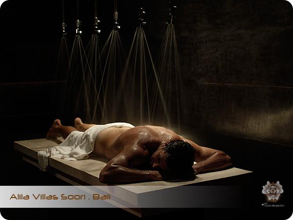 ALILA VILLAS SOORI Vichy Shower