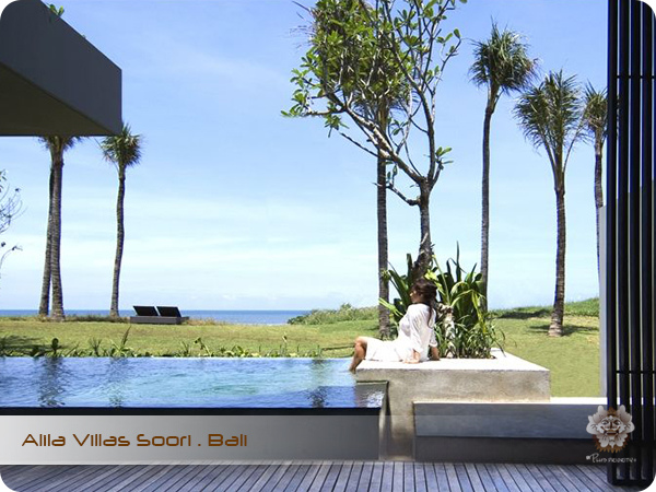 ALILA VILLAS SOORI Beach Pool Villa