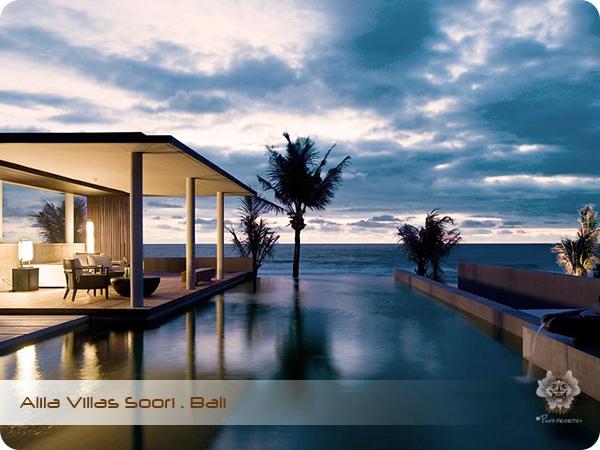 ALILA VILLAS SOORI Ocean Pool Villa