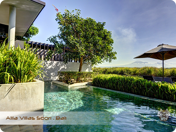 ALILA VILLAS SOORI Mountain Pool Villa