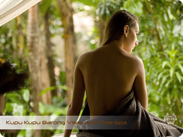 Kupu Kupu Barong Resort and Tree Spa Garden Spa