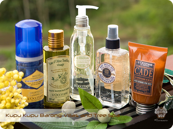 Kupu Kupu Barong Resort and Tree Spa  Facial by L