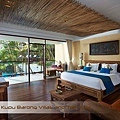 Kupu Kupu Barong Resort and Tree Spa Pool View Suite