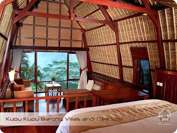 Kupu Kupu Barong Resort and Tree Spa Duplex Villa