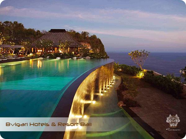 Bulgari Hotels & Resort Bali Swimming Pool