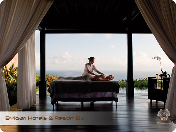 Bulgari Hotels & Resort Bal ESPA Treatments