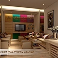Ngurah Rai International Airport Plus Priority Lounge 2