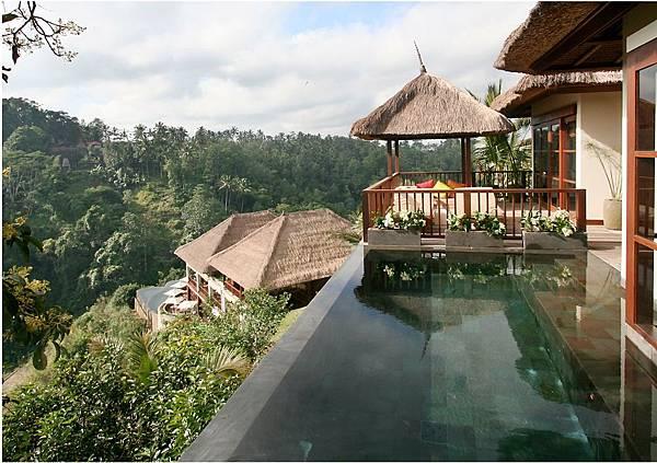 2017年在峇里島自由 放空的安寧日