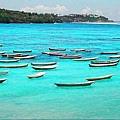 峇里島藍夢島蔚藍海景