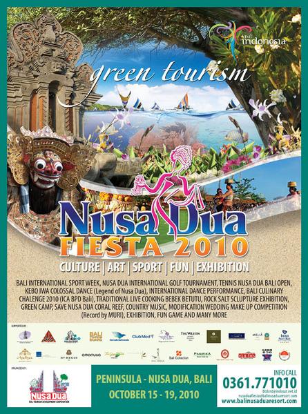 Nusa Dua Fiesta 努沙都瓦嘉年華會