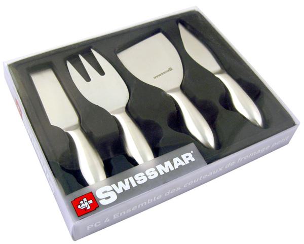Swissmar迷你起司刀四入