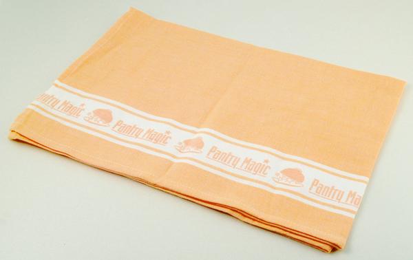 PM logo餐巾/橘色50x70cm