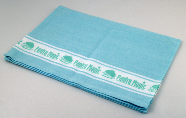 PM logo餐巾/綠色50x70cm