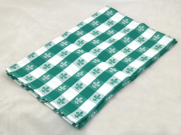 桌布50*70CM/百合綠色