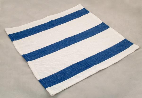 藍白條紋碗盤拭布35*35CM/3入一組