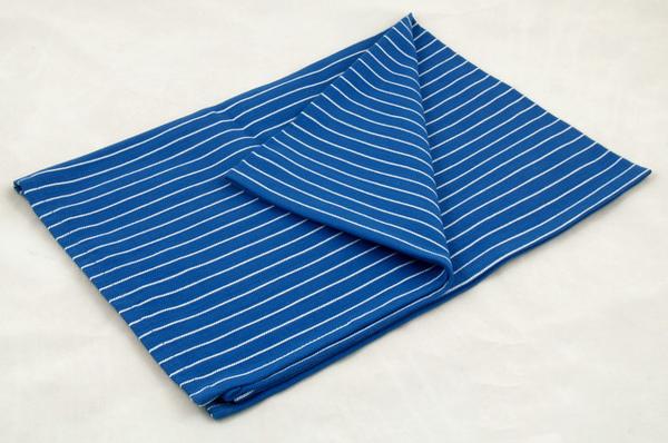 餐巾50*70cm/藍底白條紋