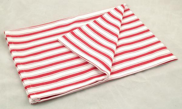 餐巾50*70/粉紅綜合條紋