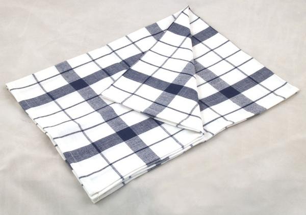 藍色條紋餐巾50*70CM