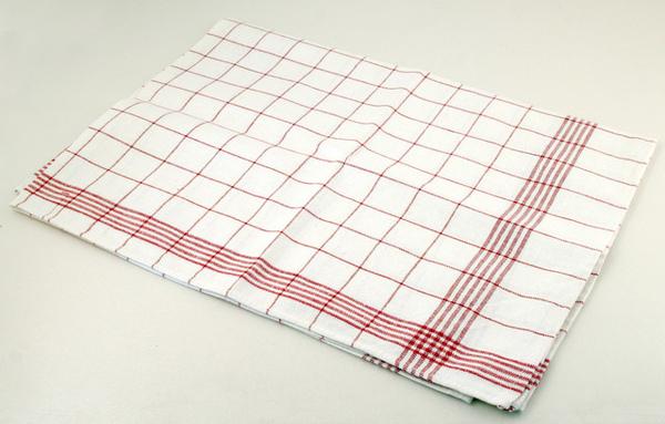 廚房巾(60*80公分,紅色)