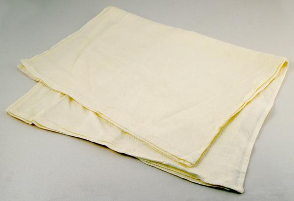 玻璃擦拭棉布(63x38cm,米黃色6入)