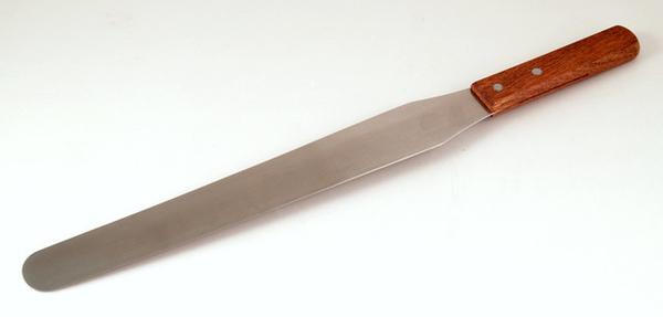 30公分不鏽鋼抹刀(直)