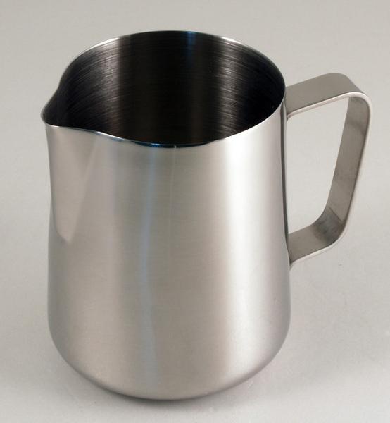 不銹鋼打泡沫杯12OZ.
