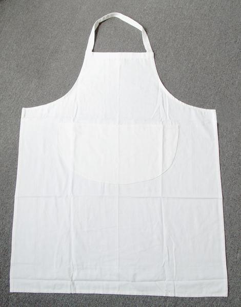 圍裙白色條紋