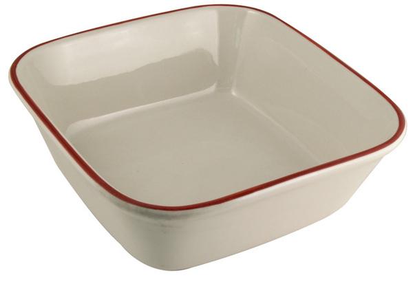 10吋陶瓷方形烤盤