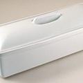 PM24cm有蓋長型陶瓷烤盤