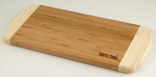 長34寬16高1.8公分,竹製粘板