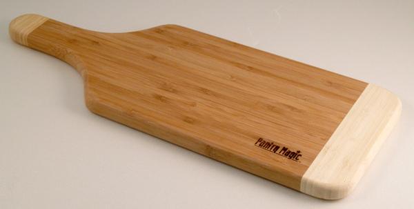 長43寬16高1.8公分,竹製粘板