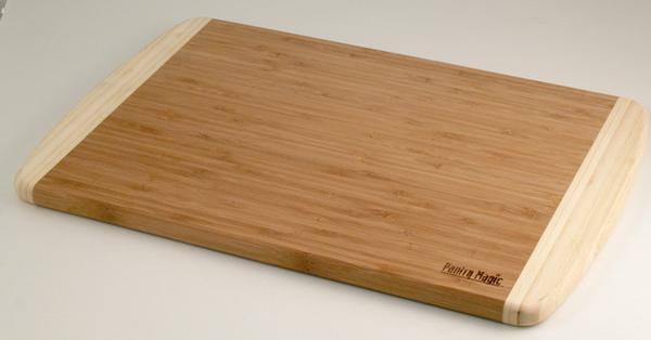 長46寬30.5高1.8公分,竹製粘板