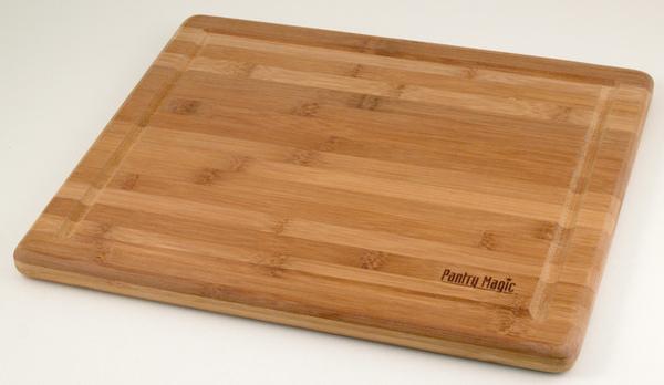 長35寬35高4公分,竹製粘板