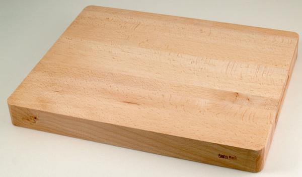 樺木菜板 38x30x4 cm