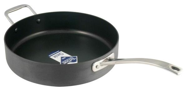 30x7cm陽極鋁不沾平底鍋