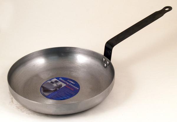 25公分黑鐵西式蛋捲鍋
