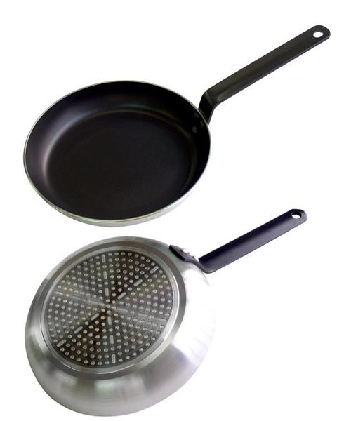 24公分不沾平底鍋(電磁爐可用)