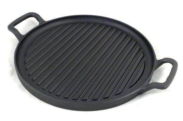 圓形鑄鐵小烤鍋 27 cm