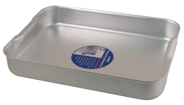 42x30x7cm鋁製烤盤(握把)