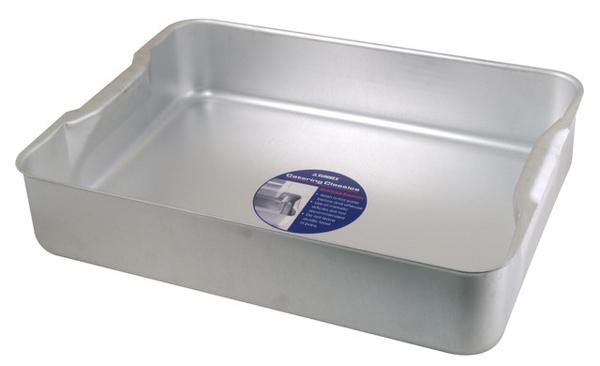47x36x10cm鋁製烤盤(握把)