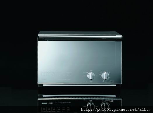 TWINBIRD鏡面烤箱-2