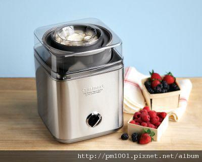 Cuisinart冰淇淋機(ICE-30BTW)