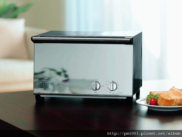 TWINBIRD鏡面烤箱-1