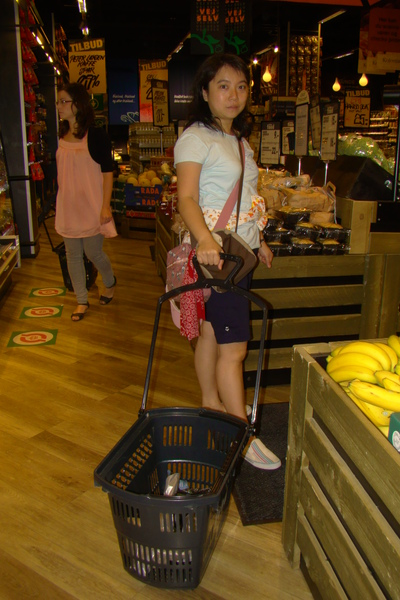supermarket採購~